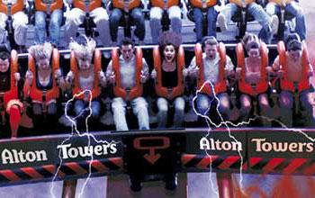 Alton Towers Oblivion
