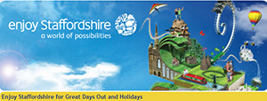 Enjoy Staffordshire Discount Card