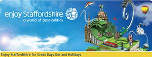 Enjoy Staffordshire Discount Card