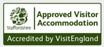 Staffordshire Approved Visitor Accommodation